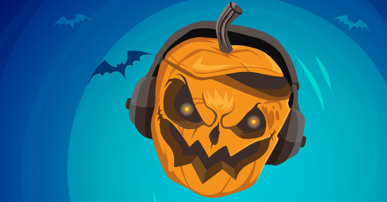halloween radio 2018, every halloween we make you scream! free
